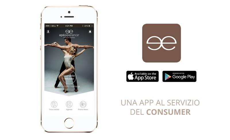 Discover the new Epil Experience App